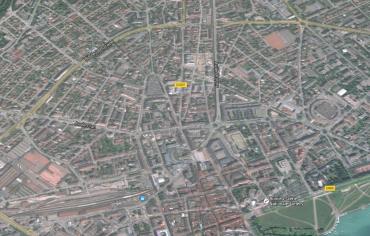 Art - Espace - Action - Utiliser la ville comme terrain de jeu