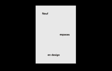 Neuf espaces en design