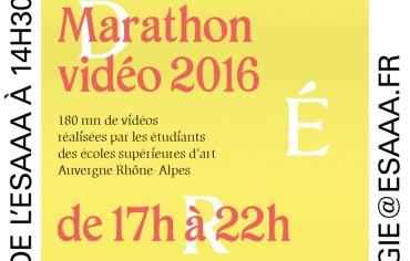 Marathon Vidéo 2016