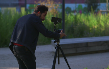 Workshop vidéo Samir Ramdani