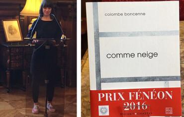 Conférence – Colombe Boncenne / La littérature hors le livre