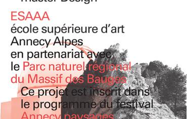 L'hebdo de Radio Alto : inauguration de « Le Hameau. Bauges aller-retour » et passage de diplôme DNSEP Design