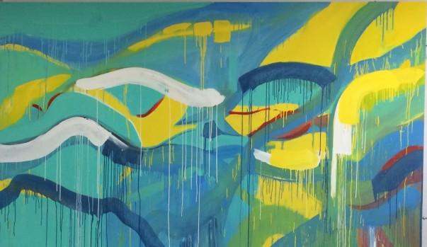 ESAAA p.a. : « Peinture grand format » et « Dessin en mouvement » – stages et ateliers sur mesure !