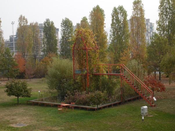 Workshop et voyage d'études / Camminare in città # Design Povera
