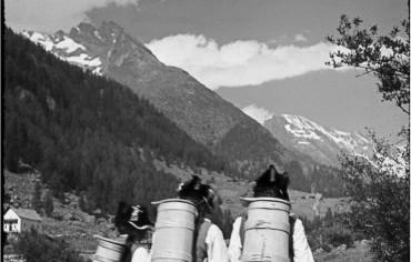 Effondrement des Alpes : Journée d'étude PASSÉ, PRÉSENT, FUTUR