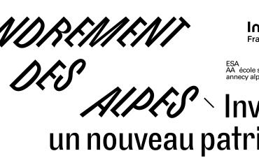 Effondrement des Alpes – Journée d'étude #4 : LA MER DE PLEXIGLAS