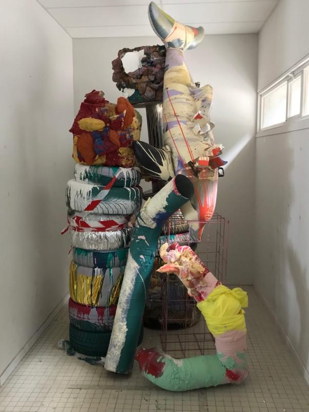 « Hors pistes » : la peinture entre en Résonance à la 15e Biennale d'Art Contemporain de Lyon