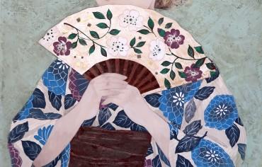 La peinture japonaise : vernissage du paravent d'or