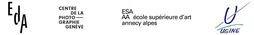 bandeau logo EdA-CPG-ESAAA-Ugine