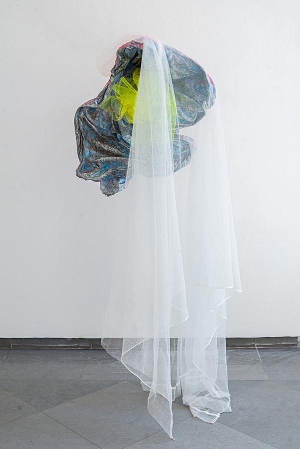 Flora Bongiovanni Sans titre, 2019, 64x50x20 cm