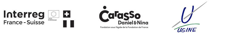 bandeau logo interreg-Carasso-Ugine