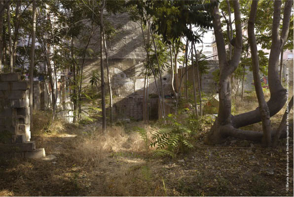 Réactiver, stratigraphier, naturer – Valencia