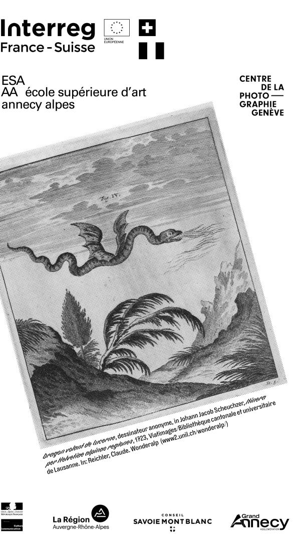 Effondrement des Alpes – première journée d'étude : Iconographie Alpine