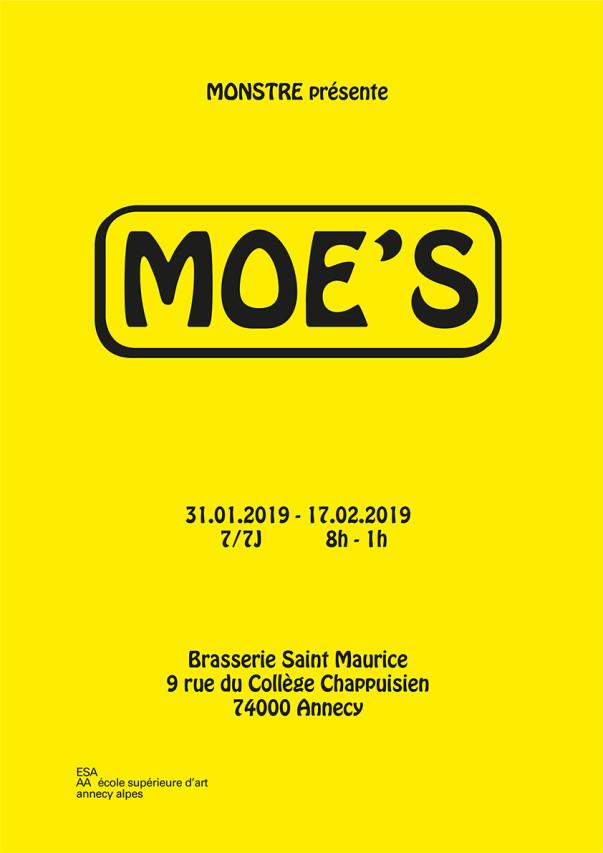MOE'S – Épisode 1