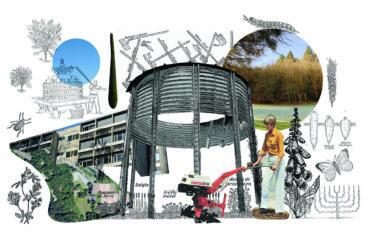 Le site des Marquisats participe à Annecy Paysages 2020