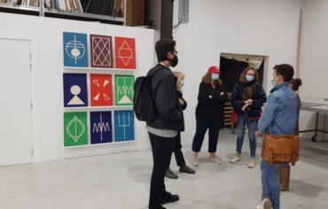 4e année Art – Master Monstre: voyage d'études à Marseille