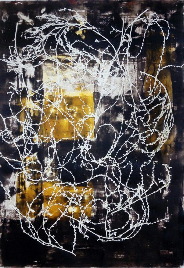 Conférence avec l'artiste Afia Rezk / Ruines politiques – ruines climatiques