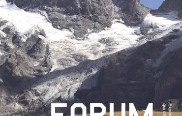 « Effondrement des Alpes » est partenaire du Forum Design, au Pays de la Meije