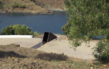 Master terrain : voyage d'études, séminaire et workshop situé à Portbou, en Espagne